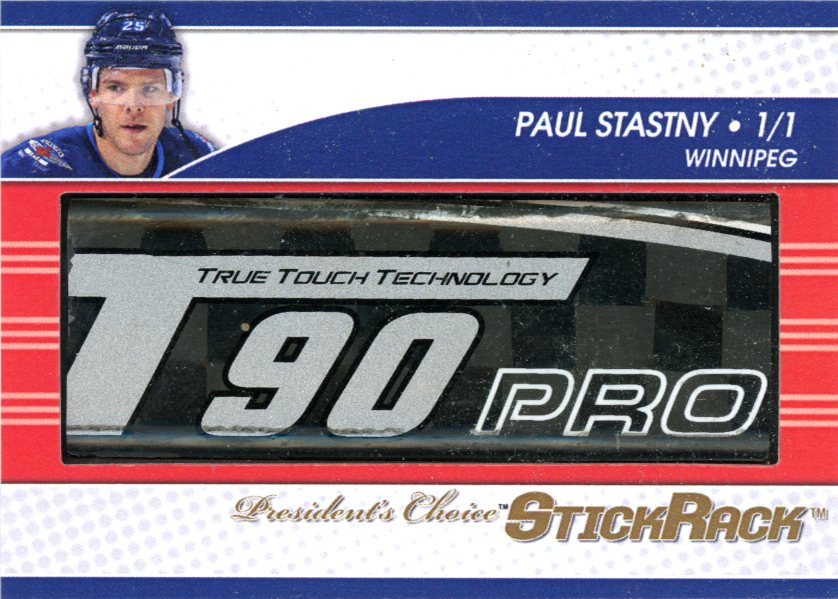 Paul Stastny StickRack 1/1