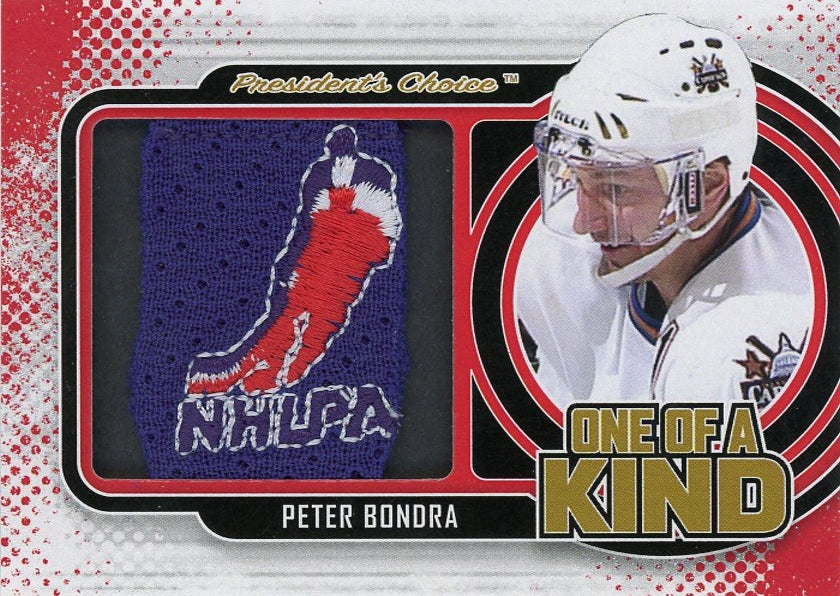 new product 7c7c9 7e8f6 Peter Bondra One of a Kind 1/1