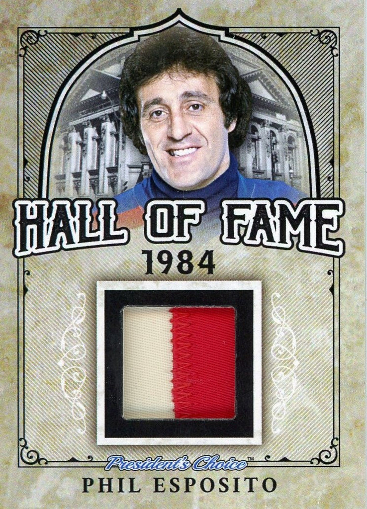 Phil Esposito (New York) Hall of Fame 1/1
