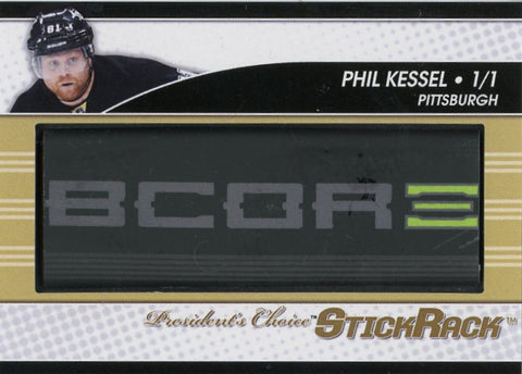 Phil Kessel StickRack 1/1