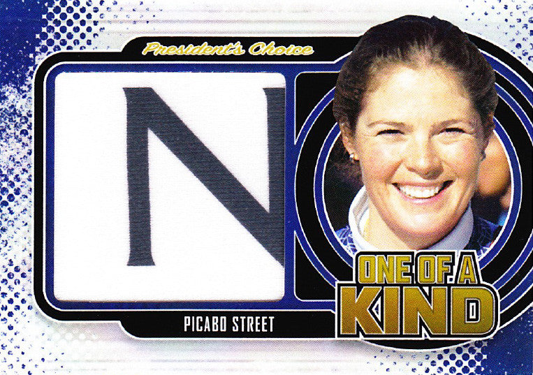 Picabo Street One of a Kind 1/1