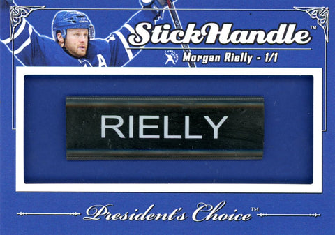 Morgan Rielly StickHandle 1/1