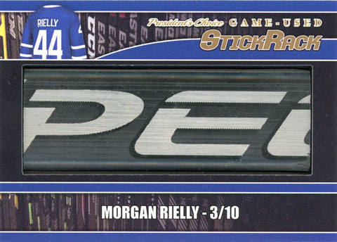 Morgan Rielly StickRack /10