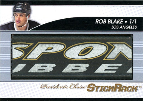 Rob Blake StickRack 1/1