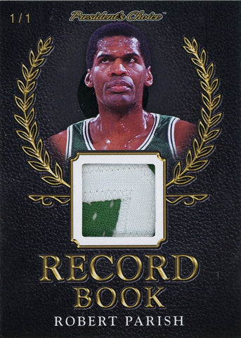 Robert Parish Record Book 1/1