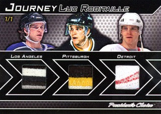 Luc Robitaille 1/1 Journey