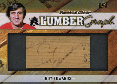 Roy Edwards LumberGraphs 1/1