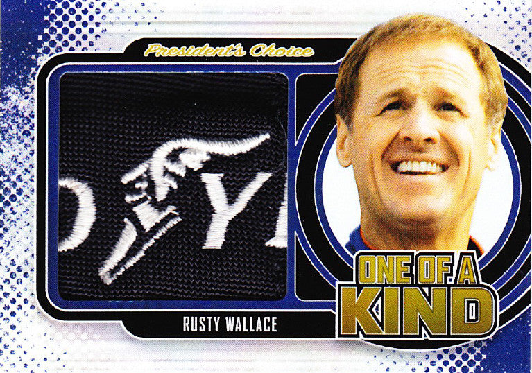 Rusty Wallace One of a Kind 1/1