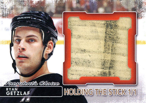 Ryan Getzlaf Holding the Stick 1/1