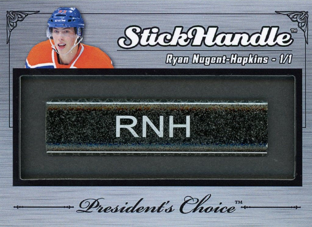 Ryan Nugent-Hopkins StickHandles 1/1
