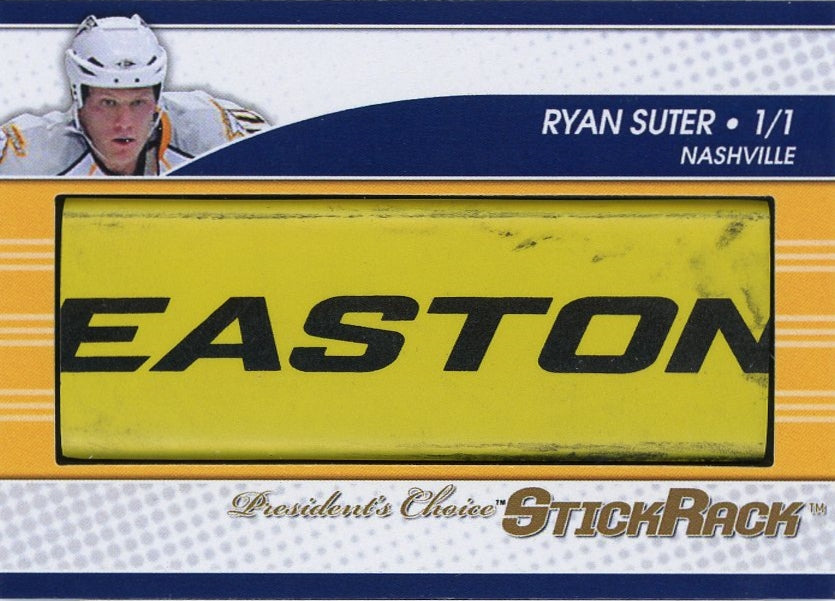 Ryan Suter StickRack 1/1