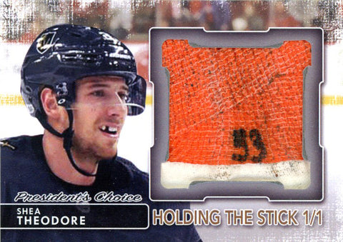 Shea Theodore Holding the Stick 1/1