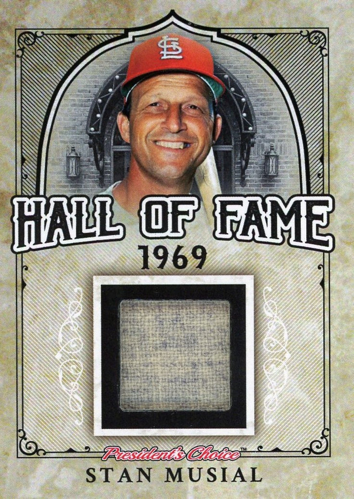 Stan Musial Hall of Fame 1/1