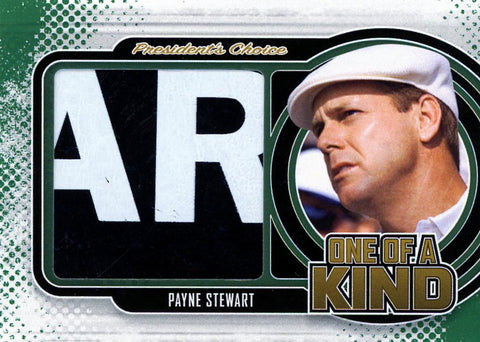 Payne Stewart One of a Kind 1/1