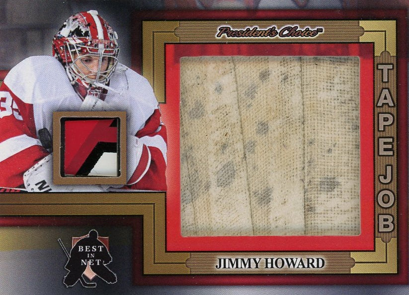 Jimmy Howard Tape Job /3