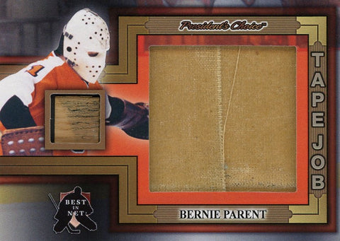 Bernie Parent Tape Job /3