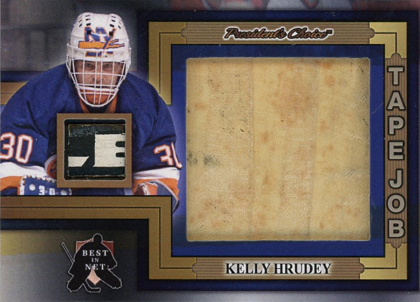 Kelly Hrudey Tape Job /3