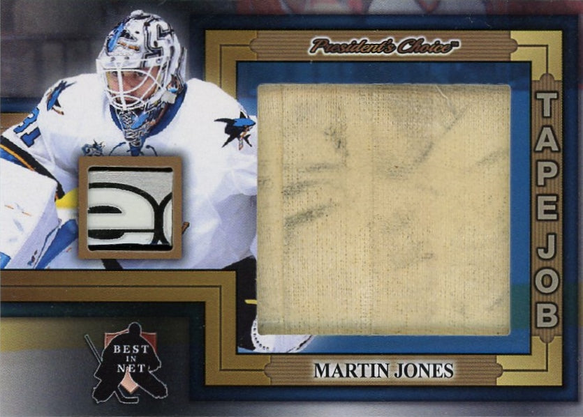 Martin Jones Tape Job /3