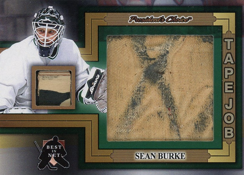 Sean Burke Tape Job /3