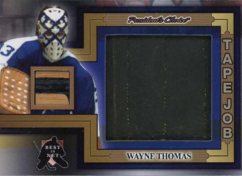 Wayne Thomas Tape Job /3