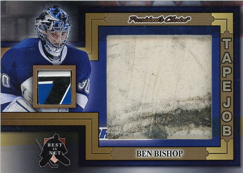 Ben Bishop Tape Job /3