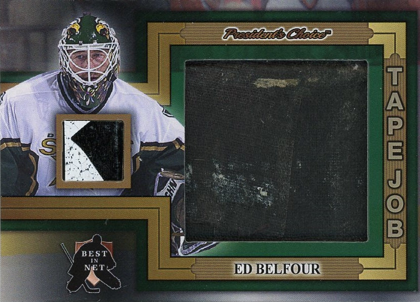 Ed Belfour (Dallas) Tape Job /3