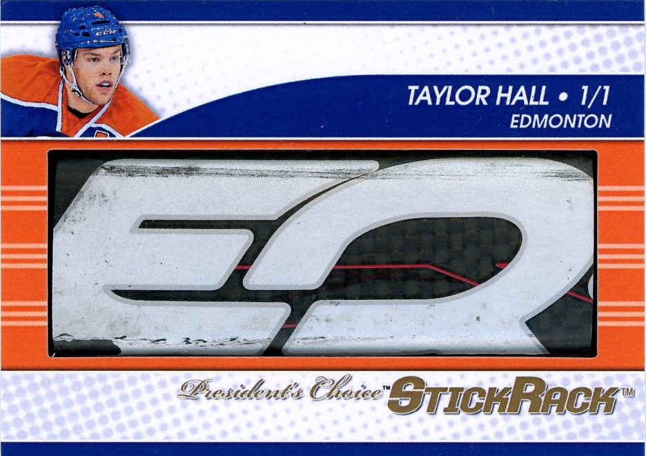 Taylor Hall StickRack 1/1