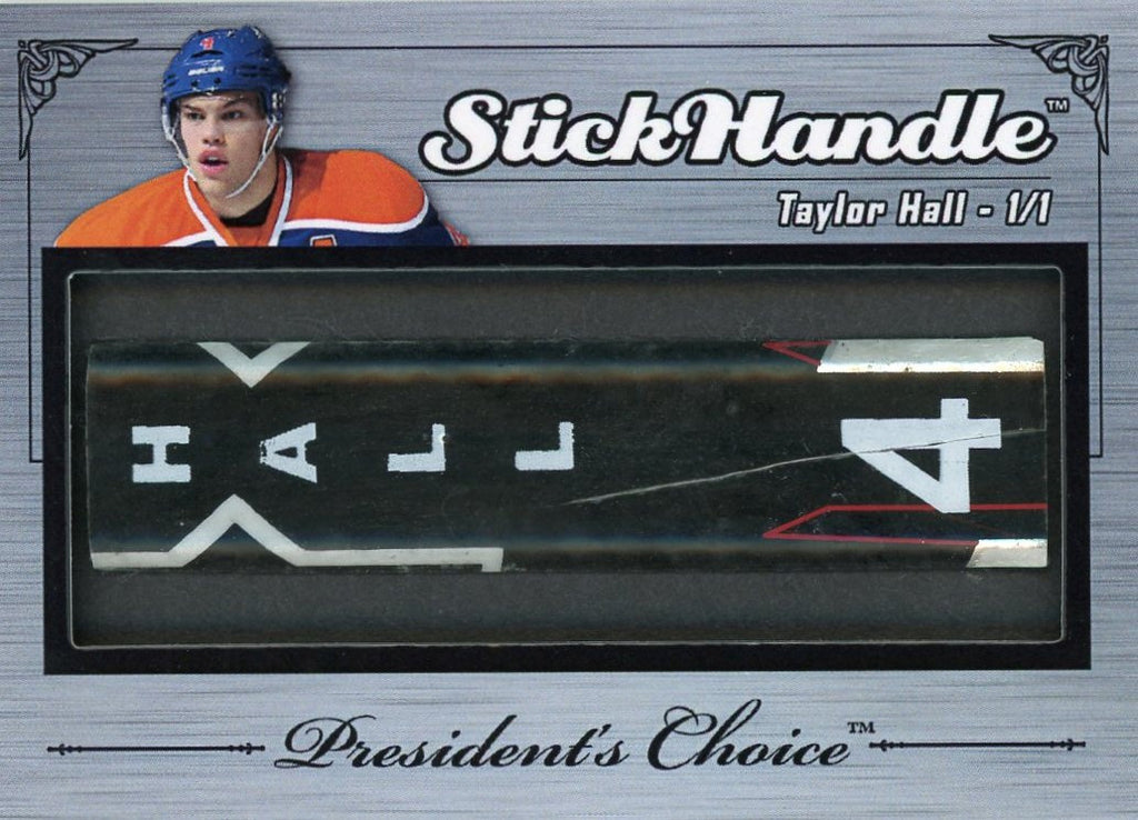 Taylor Hall StickHandles 1/1