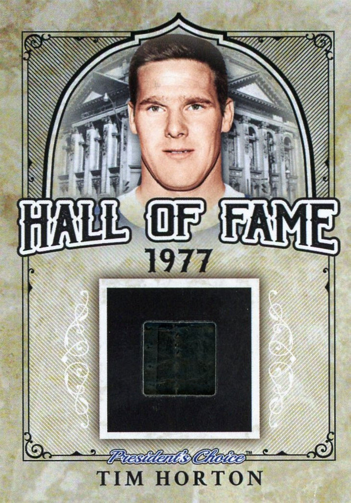 Tim Horton Hall of Fame 1/1