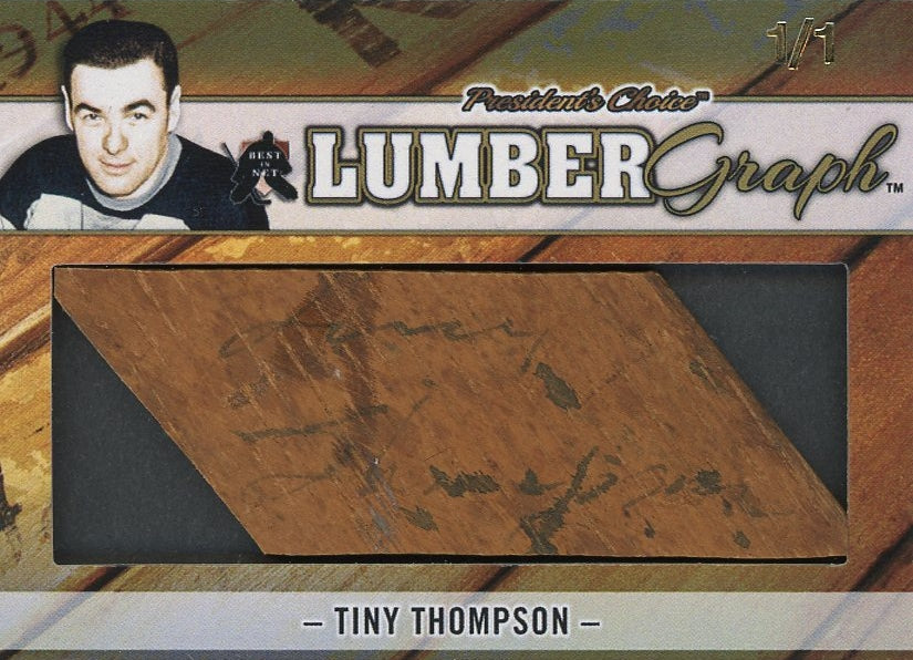 Tiny Thompson LumberGraphs 1/1