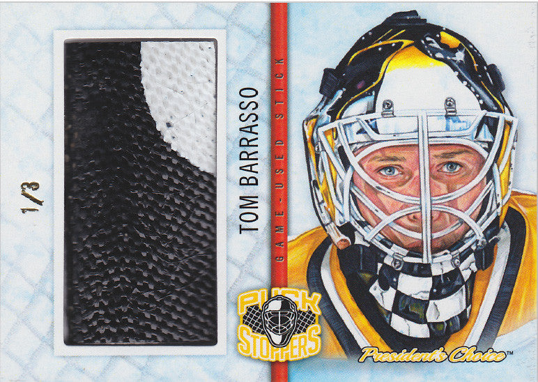 Tom Barrasso PuckStoppers /3