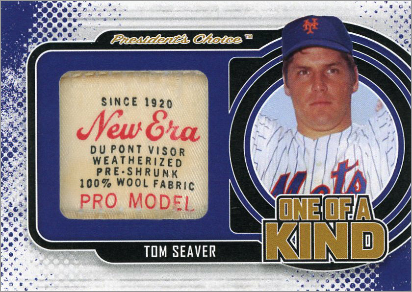 Tom Seaver One of A Kind 1/1