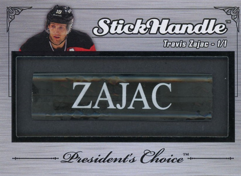 Travis Zajac StickHandles 1/1
