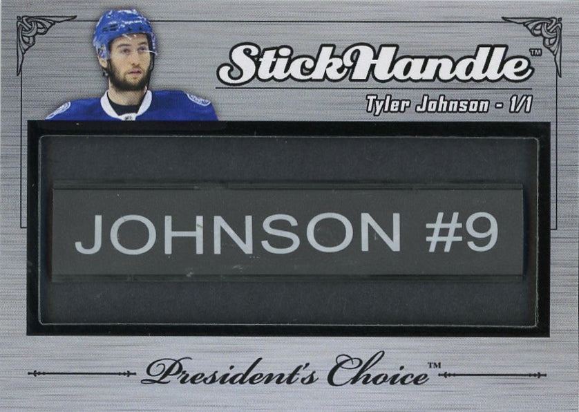 Tyler Johnson StickHandles 1/1