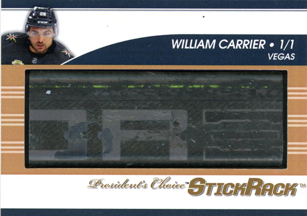 William Carrier StickRack 1/1