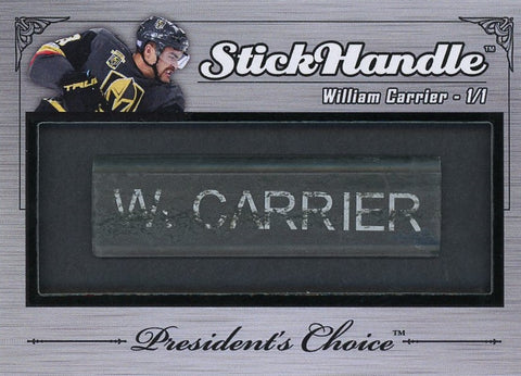 William Carrier StickHandles 1/1