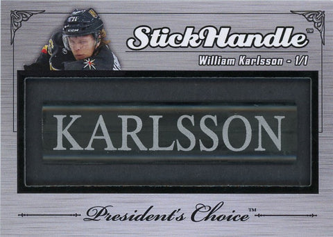 William Karlsson StickHandles 1/1
