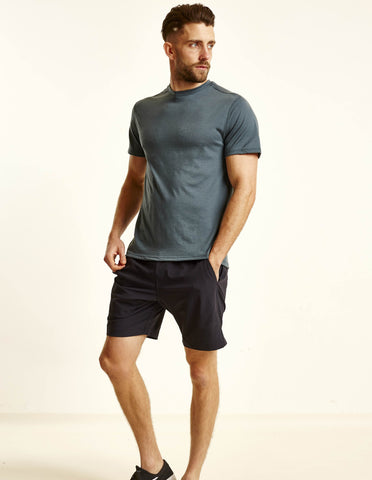 Related product : OLIVERS APPAREL ALL OVER SHORT IN GRAPHITE