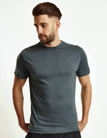 Related product : OLIVERS APPAREL CONVOY T SHIRT IN COBALT