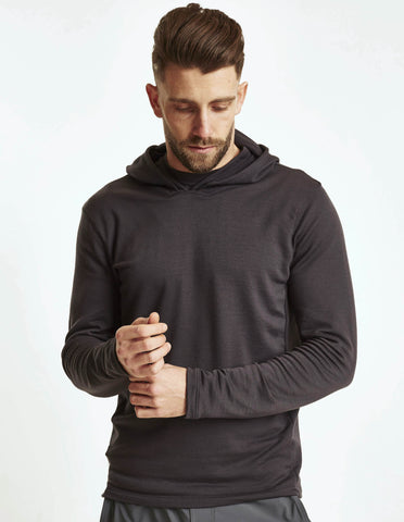 Related product : OLIVERS APPAREL PORTER HOODIE IN GRAPHITE