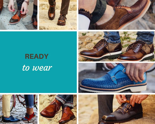 ready-to-wear shoes