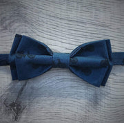 Anatoly's Bowtie Blue Bicycle Bow Tie