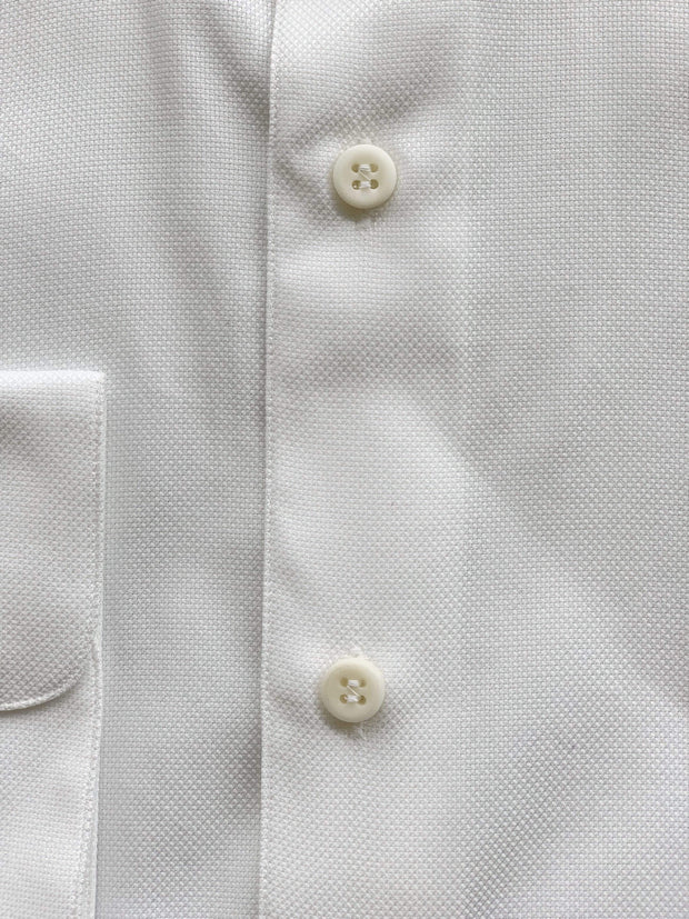 Anatoly's Shirts Anatoly & Sons White Piqué Shirt