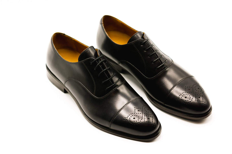 Anatoly & Sons Shoes Black Oxford