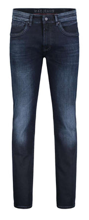 MAC Jeans Arne Pipe blue black 3D authentic wash