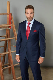 MaxMan Suits Baroni Solid Suits