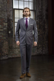 MaxMan Suits MaxDavoli Solid Suits