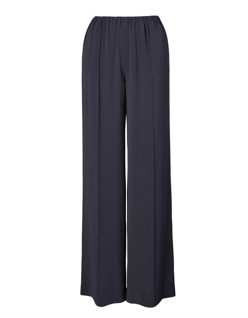 5d0b40283340 Japanese Crepe Slouchy Trousers – Womens Clothing Designer