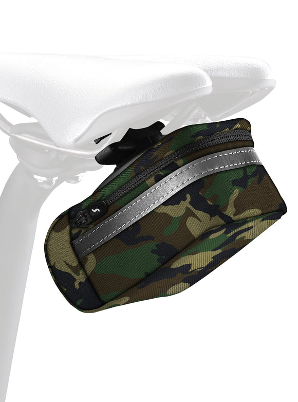 Scicon PIN 695 Saddle Bag - CAMO