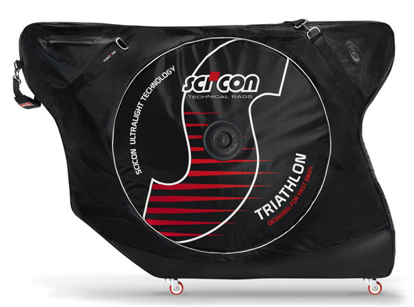 RENTAL | SCICON AEROCOMFORT BIKE BAG (TRI)